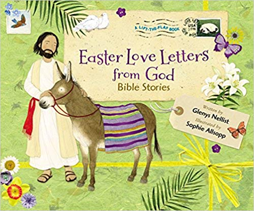 Easter Love Letters from God – A Book Review