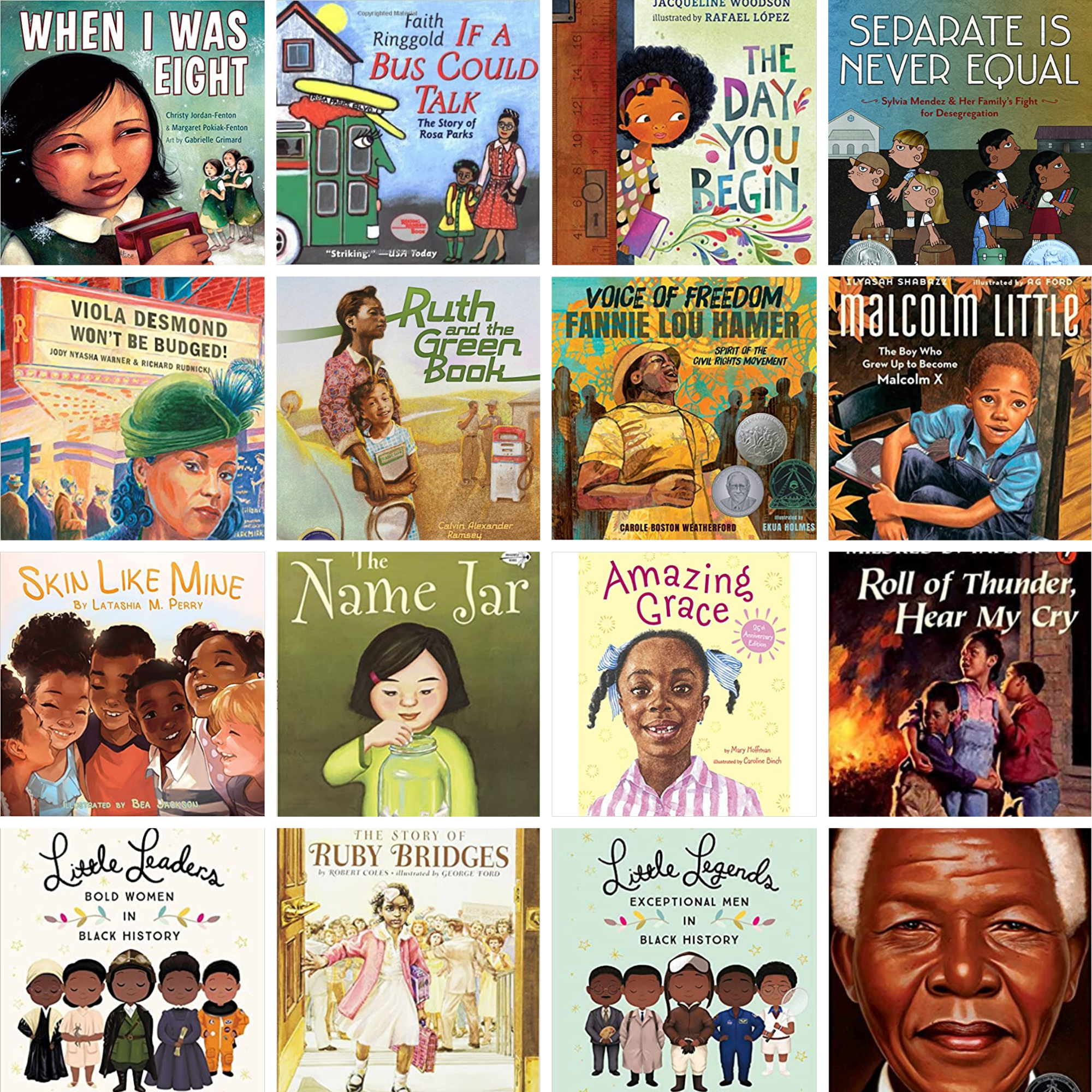 16 Children's Books About Diversity and Discrimination