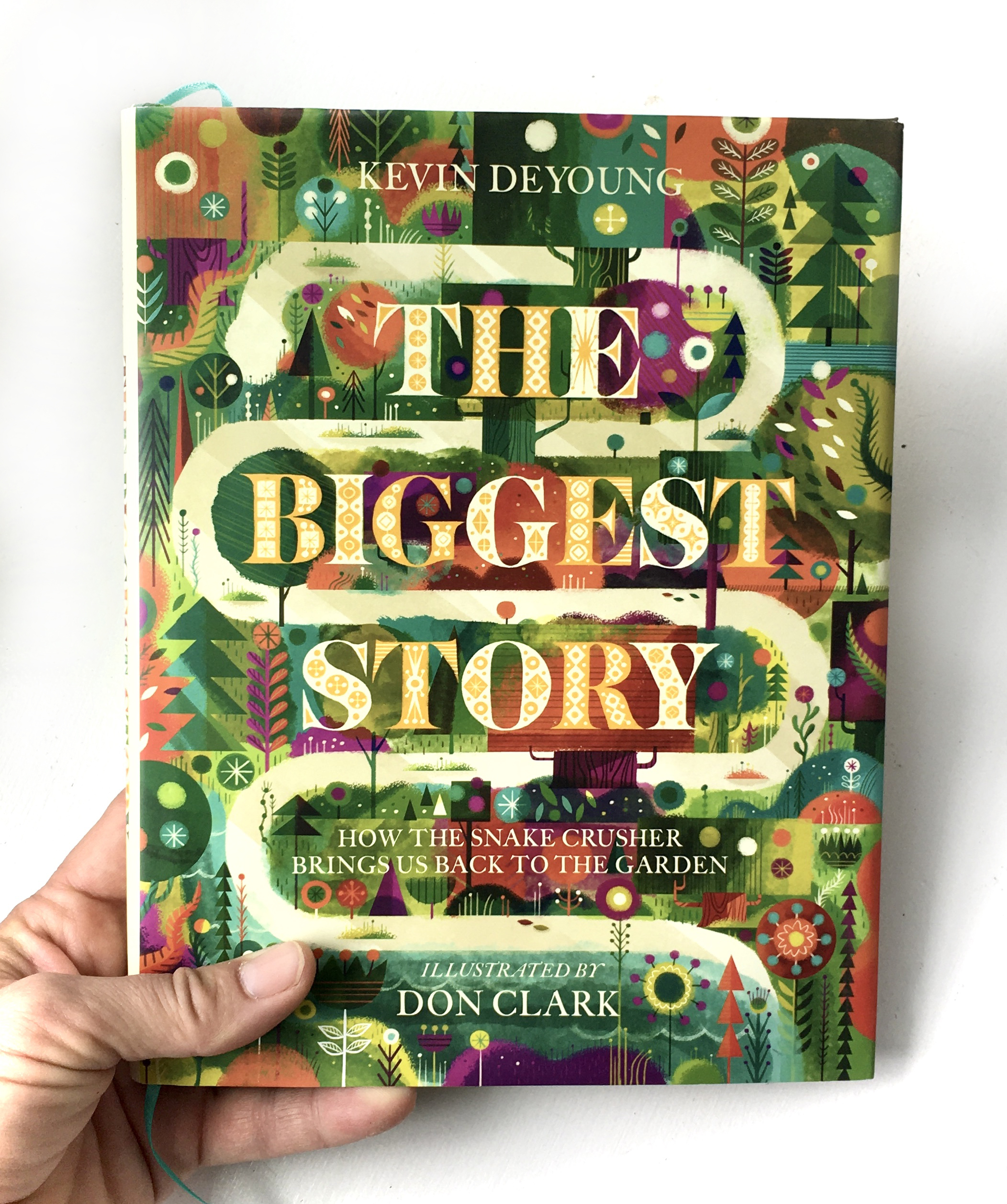 The Biggest Story: A Book Review