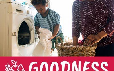 Family Fruit Challenge – Week 4 – Goodness