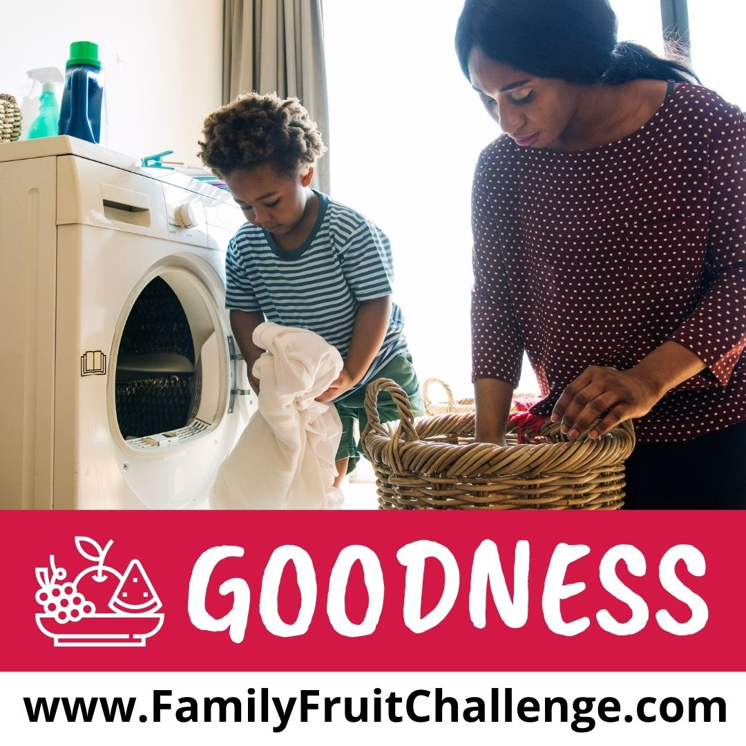 how to teach your kids about goodness