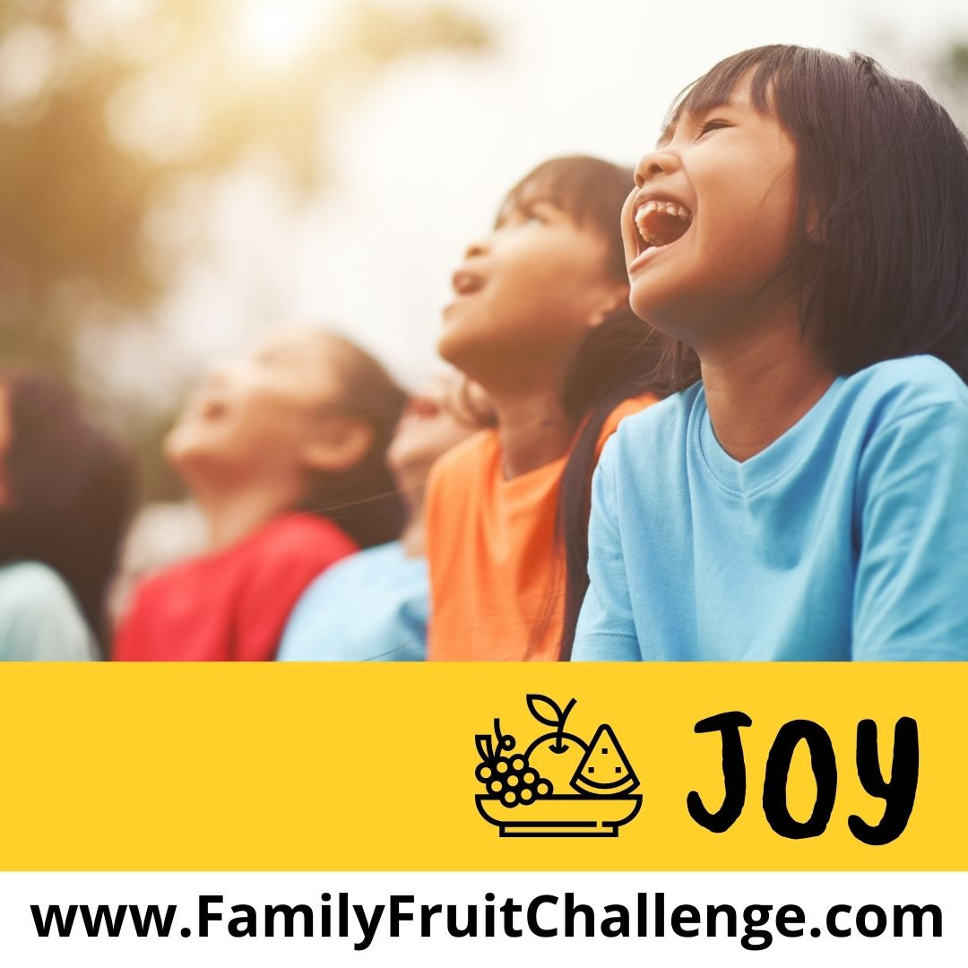 how to teach your kids about joy