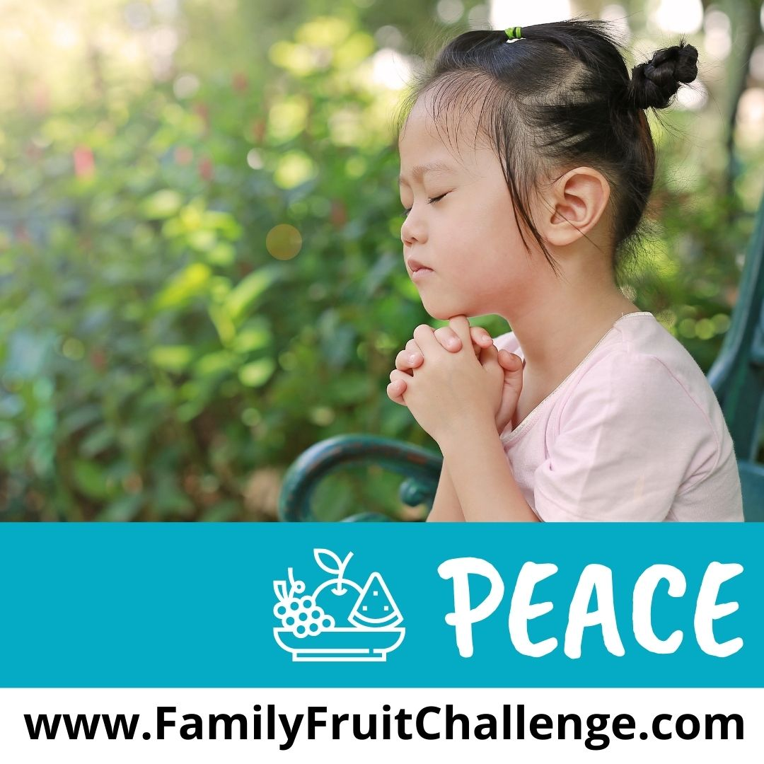 how to teach your kids about peace