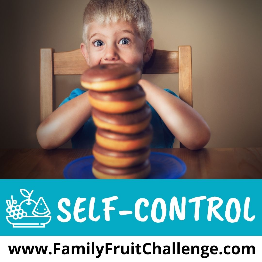 How to teach your kids about self-control