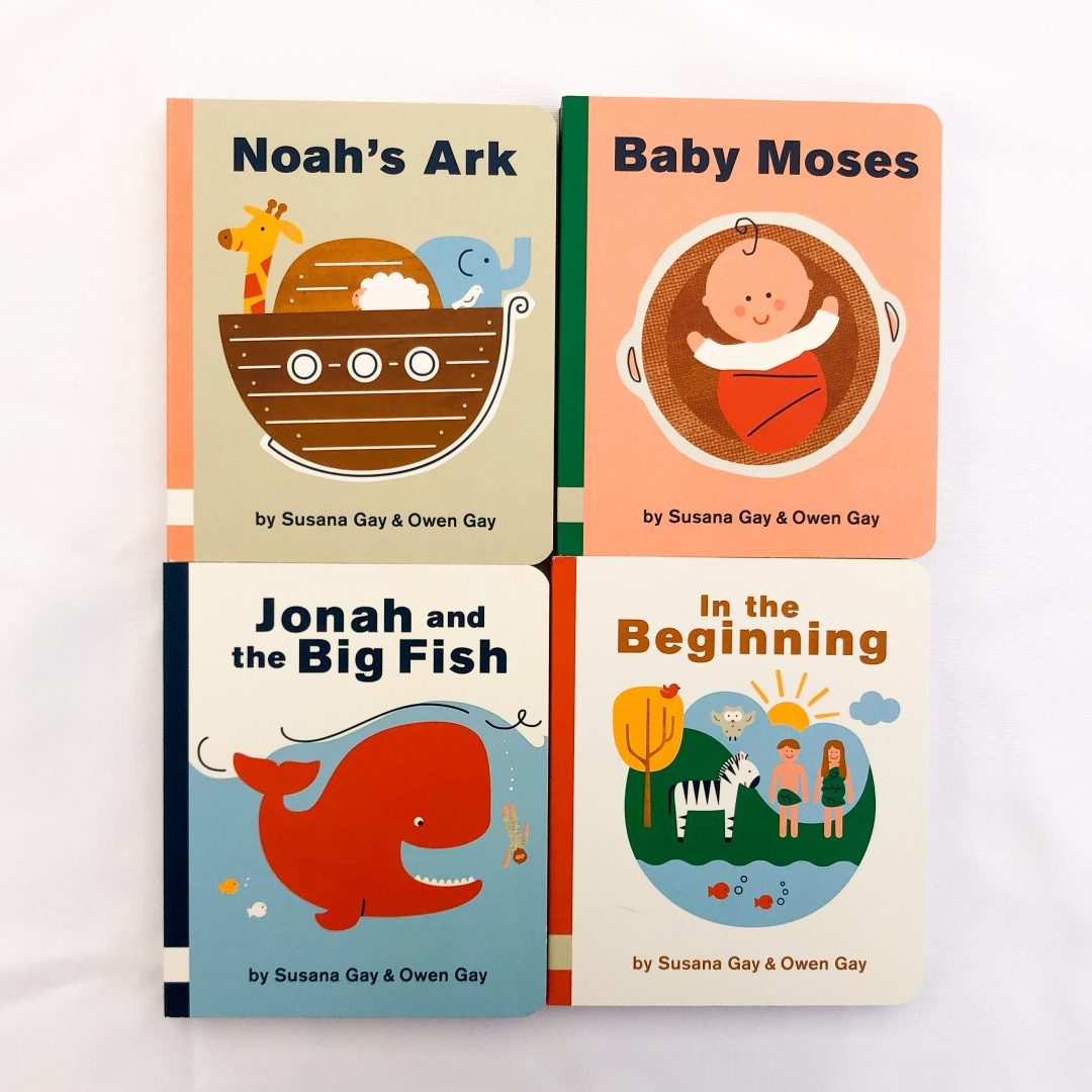 baby friendly tellings of the bible