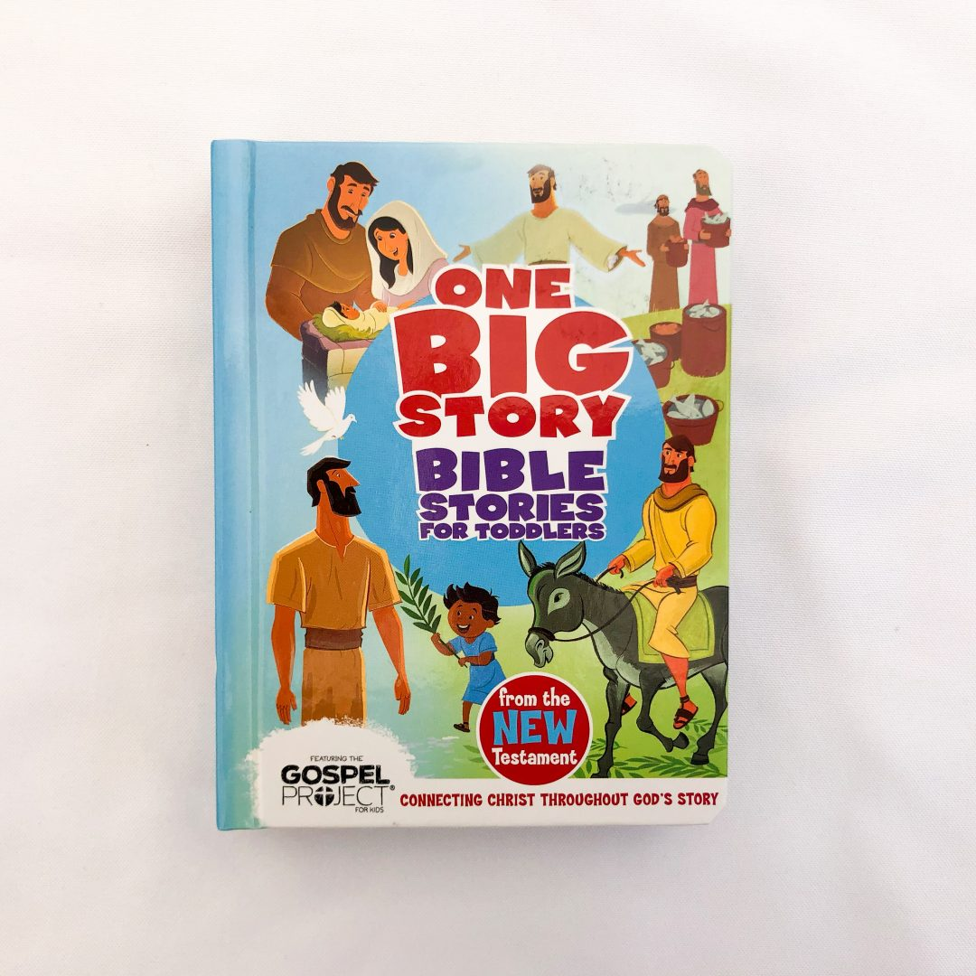 one big story bible stories for toddlers