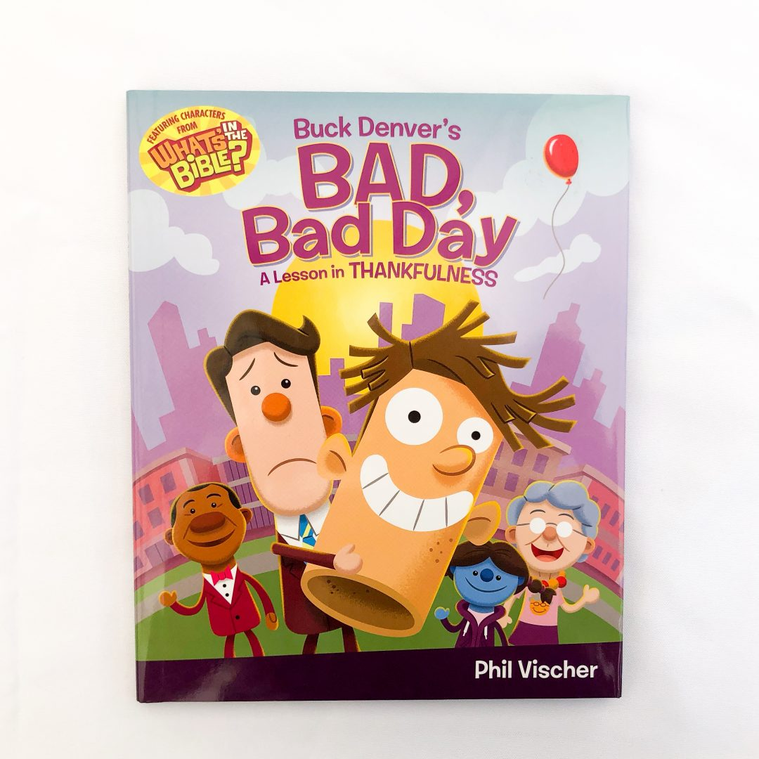 buck denver's bad bad day by phil vischer