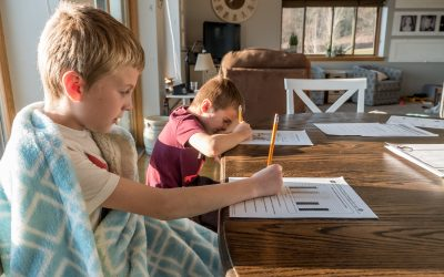 Is Homeschooling Right for My Family? With Katie J. Trent