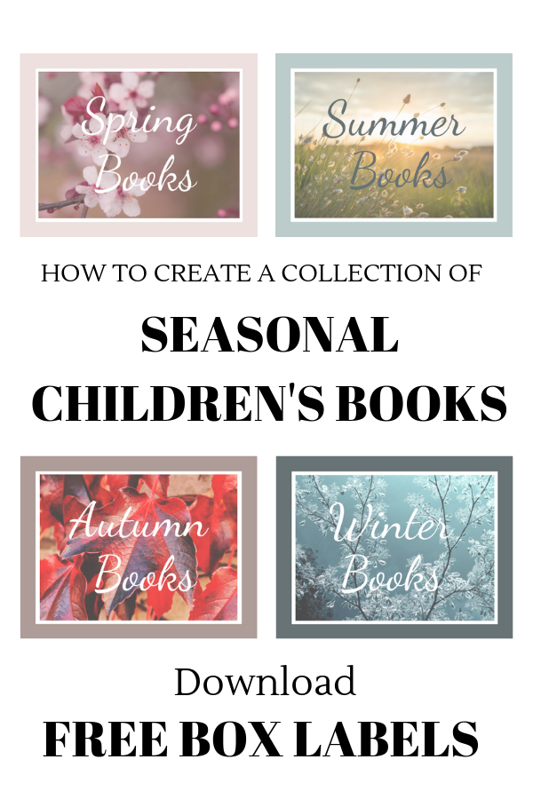 Seasonal Children's Books: How to Create a Collection
